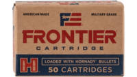 Frontier Cartridge Rifle Ammo Rem 55 Grain FMJ 50