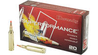 Hornady SuperFormance 243 WIN 80 Grain GMX Lead Fr