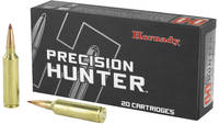 Hornady Ammo Precision Hunter 7mm WSM 162 Grain EL
