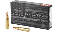 Hornady Ammo black 7.62x39 123 Grain sst 20 Rounds