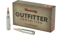 Hornady Ammo Outfitter 308 Winchester 165 Grain GM