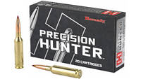 Hornady Ammo Precision Hunter 6mm Creedmoor 103 Gr
