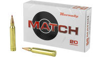 Hornady Ammo Match 300 Win Mag 195 Grain ELD-Match