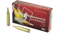 Hornady Superformance Varmint 204 Ruger 32 Grain V