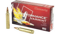 Hornady Superformance Varmint 204 Ruger 24 Grain N