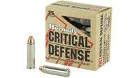Hornady Ammo critical defense .32hrm  80 Grain ftx