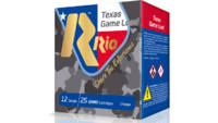 Rio Shotshells Game Load HV 12 Gauge 2.75in 1-1/4o
