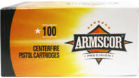 Armscor Ammo Value Pack 22 TCM 40 Grain JHP 100 Ro
