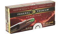 Federal Ammo Trophy Tip 30-30 Winchester 150 Grain