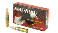 Fed Ammo 300 Blackout 150 Grain FMJ-BT 20 Rounds [
