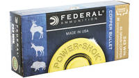 Federal Ammo Power-Shok 243 Winchester 85 Grain Co