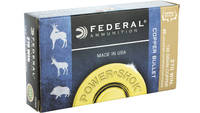 Federal Ammo Power-Shok 270 Winchester 130 Grain C