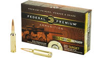 Fed Ammo gm 6.5 creedmoor 130 Grain berger vld 20