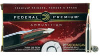 Federal Ammo Vital-Shok 7mm-08 Remington 140 Grain