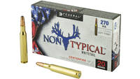 Federal Ammo Non-Typical 270 Winchester 150 Grain