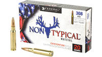 Federal Ammo Non-Typical 308 Win (7.62 NATO) 180 G