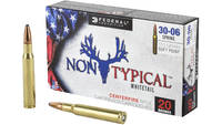 Federal Ammo Non-Typical 30-06 Springfield 150 Gra