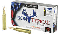 Federal Ammo Non-Typical 7mm Magnum 150 Grain SP 2