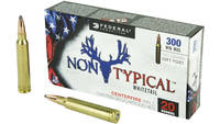 Federal Ammo Non-Typical 300 Win Mag 180 Grain SP