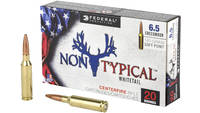 Federal Ammo Non-Typical 6.5 Creedmoor 140 Grain S