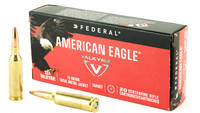Federal American Eagle 224 Valkyrie 75 Grain Total