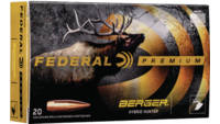 Federal Ammo Gold Medal 300 Win Mag 215 Grain Berg