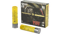 "Fed Ammo heavyweight tss 20 Gauge 3"" 1 1/2oz. #7 5"