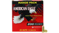 Federal Ammo American Eagle 45 ACP 230 Grain FMJ 2