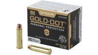 Speer Ammo Gold Dot Personal Protection 327 Federa