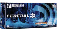 Federal Ammo Fusion Rifle 450 Bushmaster 300 Grain