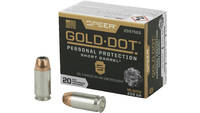 Speer Ammo Gold Dot Personal Protection 45 ACP 230