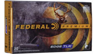 Federal Ammo 280 AI 155 Grain Edge TLR 20 Rounds [
