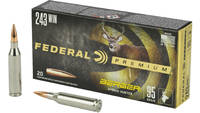 Federal Premium Berger Hybrid Hunter 243  Win 95 G