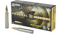 Federal Ammo 300 Win Mag 185 Grain Berger Hybrid H