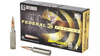 Federal Ammo 6.5 Creedmoor 135 Grain Berger Hybrid