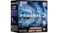 Federal Shotshells Speed-Shok 12 Gauge 3in 1-1/4oz