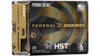 Federal Ammo Personal Defense 357 Sig 125 Grain HS