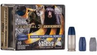 Federal Ammo 44 Rem Mag 300 Grain Solid Core Syn 2