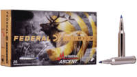 Federal Ammo 270 Win 136 Grain Terminal Ascent 20