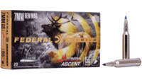 Federal Ammo 7mm Magnum 155 Grain Terminal Ascent