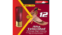 Aguila Shotshells Field 12 Gauge 2.75in 1-1/4oz #4