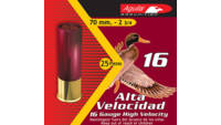 Aguila Shotshells Hunting 16 Gauge 2.75in 1-1/8oz