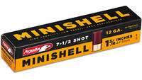 Aguila Shotshells 12 Gauge Minishell 1.75in 5/8oz
