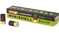 Aguila Shotshells 12 Gauge Minishell 1.75in Bucksh