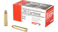 AGUILA 30 CARBINE FMJ 110 Grain 50 Rounds [1E30211