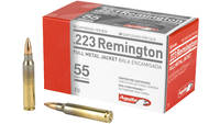 Aguila Ammo .223 remington 55 Grain fmj 50 Rounds