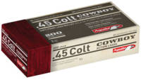 Aguila Ammo 45 Colt (LC) 200 Grain SP 50 Rounds [1
