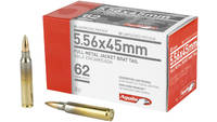Aguila Ammo 5.56 62 Grain fmj bt 50 Rounds [1E5561