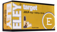 Eley target 22lr 40 Grain round nose 50 Rounds [03