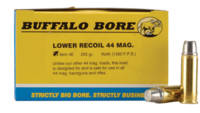 Buffalo Bore Ammo 44 Magnum Hard Cast 255 Grain 20